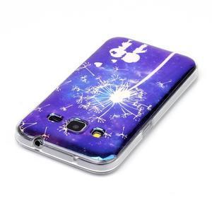 Bluray gelový obal s odlesky na Samsung Galaxy Core Prime - láska - 3