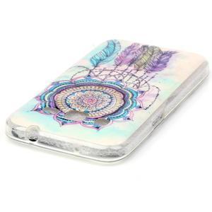 Softy gelový obal Samsung Galaxy Core Prime - lapač snů - 3