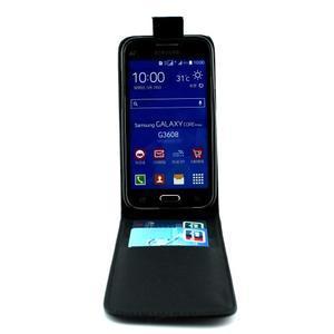 Flipové pouzdro na mobil Samsung Galaxy Core Prime - L - 3