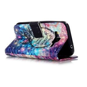 Knížkové pouzdro na Samsung Galaxy Core Prime - lapač snů - 3