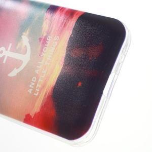 Gelový obal na Samsung Galaxy Core Prime - kotva lásky - 3