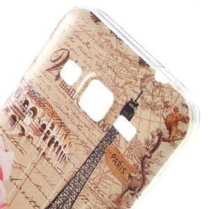Gelový obal na Samsung Galaxy Core Prime - Eiffelova věž - 3