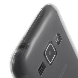 Ultra tenký obal pro Samsung Galaxy J1 - šedý - 3