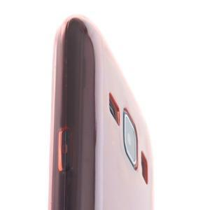 Ultra tenký obal pro Samsung Galaxy J1 - růžový - 3