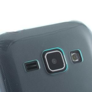 Ultra tenký obal pro Samsung Galaxy J1 - světle modrý - 3