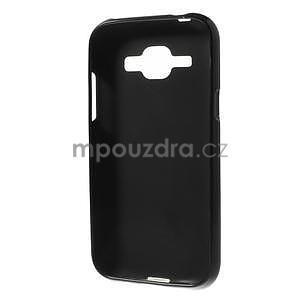 Černý matný kryt na Samsung Galaxy J1 - 3