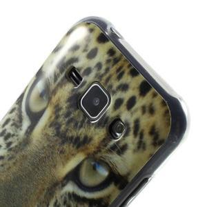 Gelový kryt na Samsung Galaxy J1 - leopard - 3