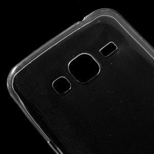 Transparentní ultratenký gelový obal na Samsung Galaxy J3 (2016) - 3