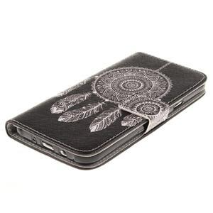 Standy peněženkové pouzdro na Samsung Galaxy J5 - lapač snů - 3