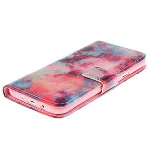 Standy peněženkové pouzdro na Samsung Galaxy J5 - malba - 3