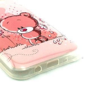 Imda gelový obal na mobil Samsung Galaxy J5 - medvídek - 3