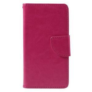 Peněženkové pouzdro na mobil Samsung Galaxy J5 - rose - 3