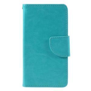 Peněženkové pouzdro na mobil Samsung Galaxy J5 - modré - 3