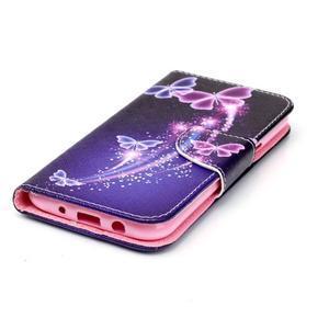 Emotive pouzdro na mobil Samsung Galaxy J5 - kouzelní motýlci - 3