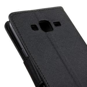 Patt černé pouzdro na Samsung Galaxy J5 - 3