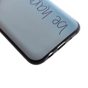 Jelly gelový obal na mobil Samsung Galaxy J5 - be happy - 3
