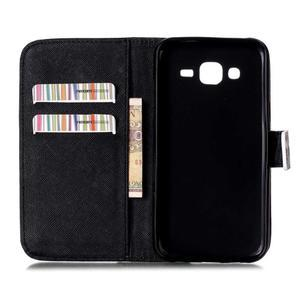 Pictu peněženkové pouzdro na Samsung Galaxy J5 - nešahat - 3