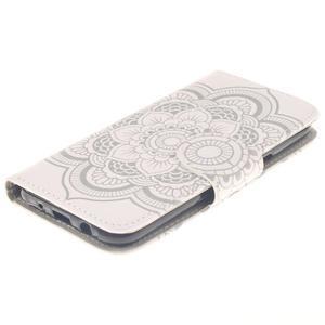 Standy peněženkové pouzdro na Samsung Galaxy J5 - mandala - 3