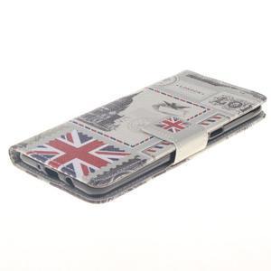 Style peněženkové pouzdro na Samsung Galaxy J5 (2016) - United Kingdom - 3