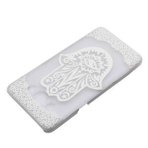 Transparentní plastový obal na Samsung Galaxy J5 (2016) - fatima - 3