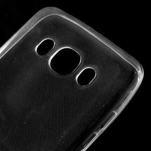 Ultratenký slim gelový obal na Samsung Galaxy J5 (2016) - transparentní - 3