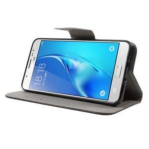 Nice peněženkové pouzdro pro Samsung Galaxy J5 (2016) - nešahat - 3