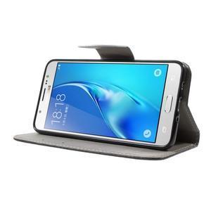 Nice peněženkové pouzdro pro Samsung Galaxy J5 (2016) - zlej méďa - 3
