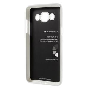 Newsets gelový obal na Samsung Galaxy J5 (2016) - bílý - 3