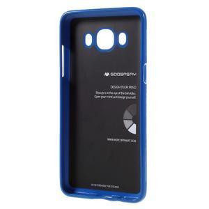 Newsets gelový obal na Samsung Galaxy J5 (2016) - modrý - 3