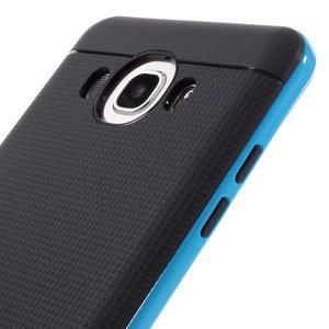 Hybridní obal 2v1 na mobil Samsung Galaxy J5 (2016) - světlemodrý - 3