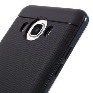 Hybridní obal 2v1 na mobil Samsung Galaxy J5 (2016) - tmavěmodrý - 3