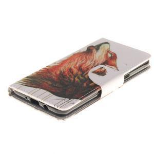 Pictures pouzdro na mobil Samsung Galaxy J5 (2016) - mystický vlk - 3