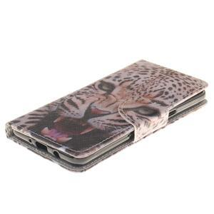 Pictures pouzdro na mobil Samsung Galaxy J5 (2016) - leopard - 3