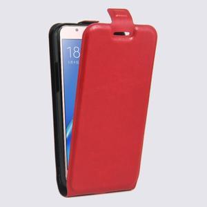 Flipové pouzdro na mobil Samsung Galaxy J5 (2016) - červené - 3