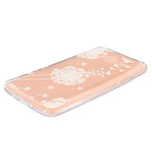 Transparentní gelový obal na Samsung Galaxy J5 (2016) - pampelišky - 3