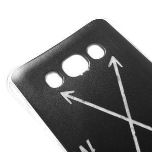 Antišok gelový obal na Samsung Galaxy J5 (2016) - světové strany - 3
