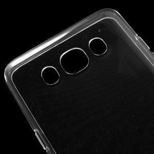 Transparentní gelový obal na mobil Samsung Galaxy J5 (2016) - 3