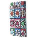 Funy pouzdro na mobil Samsung Galaxy S3 - květiny - 3/7