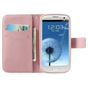 Funy pouzdro na mobil Samsung Galaxy S3 - disky - 3
