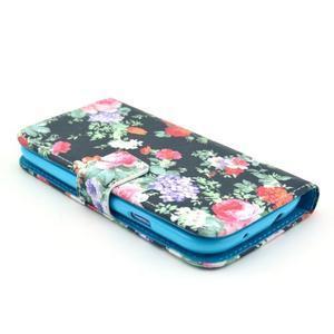 Pictu pouzdro na mobil Samsung Galaxy S3 - květiny - 3
