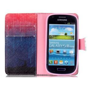 Emotive pouzdro na mobil Samsung Galaxy S3 mini - meteory - 3