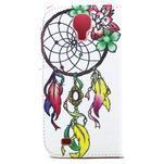 Standy peněženkové pouzdro na Samsung Galaxy S4 - lapač snů - 3/7