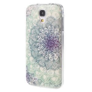 Ultratenký slim gelový obal na Samsung Galaxy S4 - galaxie - 3