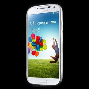 Slim gelový obal na mobil Samsung Galaxy S4 - peříčko - 3