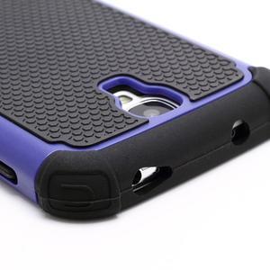 Outdoor odolný silikonový obal na Samsung Galaxy S4 - tmavěmodrý - 3