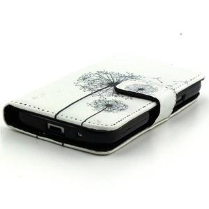 Pouzdro na mobil Samsung Galaxy S4 mini - odkvetlé pampelišky - 3