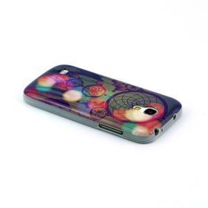 Stylish gelový obal na mobil Samsung Galaxy S4 mini - lapač snů - 3
