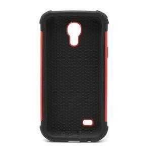 Extreme odolný kryt na mobil Samsung Galaxy S4 mini - červený - 3