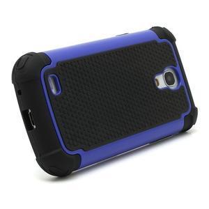 Extreme odolný kryt na mobil Samsung Galaxy S4 mini - modrý - 3