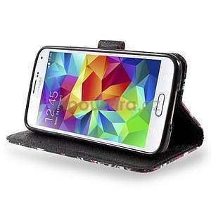 Ochranné pouzdro na mobil Samsung Galaxy S5 - motýlci - 3